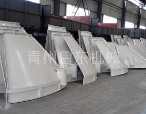 200吨片式水泥仓