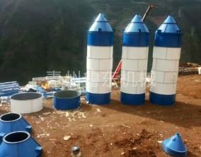 60吨片式水泥仓