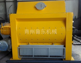 JS1500强制式搅拌机