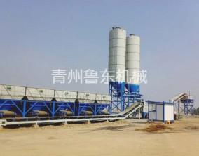 WDB400型稳定土拌和站