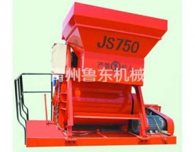 JS750强制式搅拌机