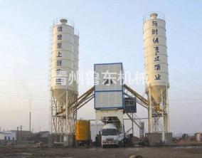 HZS60标准型混凝土搅拌楼