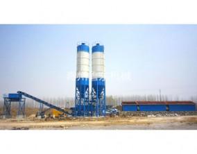WDB600型稳定土拌和站