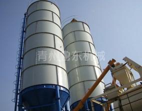 100吨片装水泥仓