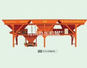 PLD1200 Batcher