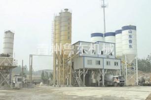 混凝土搅拌站设备是如何进行自动化生产的
